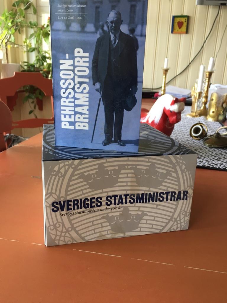 Sveriges statsministrar